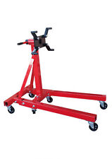 FOLDING ENGINE STAND 900KG TOOL TRAY Heavy Duty Industrial Workshop Cars Crane