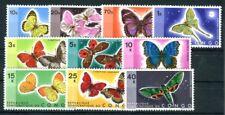 BELGISCH CONGO 1971 410-419 ** POSTFRISCH SATZ SCHMETTERLINGE (K9421