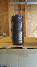 Ocean Natives No.15 Black Tarred Braided Bank Line 1Lb Spool 1500 ft Nylon Twine