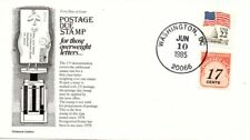US FDC #J104 Postage Due, Aristocrat (2078)