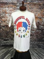 VTG Grateful Dead Concert Tour T Shirt Betty Boop 1994 LG RARE Lightning Bolt