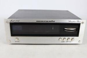 Vintage Marantz Model 104 Stereophonic AM/FM Tuner - Tested/Working, See Desc.
