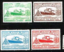 U.S.A. - 1952 4th A.S.D.A. national postage stamp show ( 4 stamps) / Lot 1293