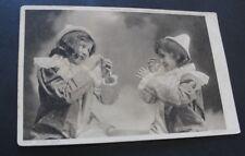 Vintage 1910 postcard 'Tit For Tat'