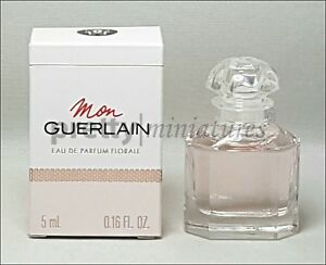 ღ Mon Guerlain - Guerlain - Miniatur Eau de Parfum Florale 5ml *Brandnew 2018*