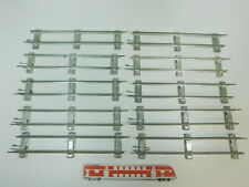 bk317-1 #10x MÄRKLIN escala 0 Vía / piezas de Vía Recto (26 cm) PARA