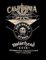 MOTORHEAD cd lgo FINEST HIGH GRADE HYBRID KUSH Official SHIRT LAST XL OOP