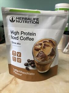 Herbalife Nutrition High Protein Iced Coffee Drink Mix