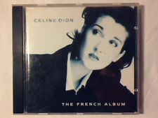 CELINE DION The french album cd