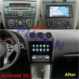 """9"""" Android 10.1 Car Radio GPS Player For 2008-12 Nissan Altima Teana w/ Auto A/C"""