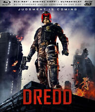 DREDD (3D) (Karl Urban) - BLU RAY - Region A - Sealed