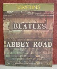 Something Beatles Abbey Road Sheet Music George Harrison 1969