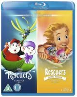 The Rescuers/The Rescuers Giù Sotto Blu-Ray Nuovo (BUY0259001)