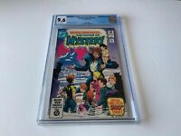 HOUSE OF MYSTERY 300 CGC 9.6 WHITE PAGES KALUTA CRAIG MACFARLANE LETTER DC COMIC