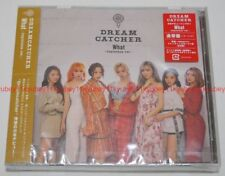 New Dreamcatcher What Japanese ver. First Limited Edition Type C CD Card Japan