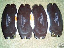 Front brake pads Isuzu Trooper 3.0, 3.1 TD, 3.2, 3.5 V6