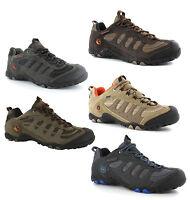 Hi-Tec Penrith Low Waterproof Mens Walking Trail Hiking Trainers Shoes UK7-13