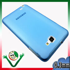 Custodia ultra sottile 0,3mm per Samsung Galaxy Note 1 N7000 i9220 AZZURRO cover