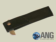 AUSTIN HEALEY SPRITE, MG MIDGET '62-'79 BLACK DOOR CHECK STRAP X3A3220