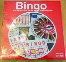 Pressman Bingo Game