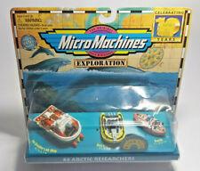 Micro Machines Set #4 Arctic Researchers