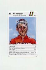 #JB321 RIK VAN LOOY BEL Scarce RADSPORT Cycling Card RARE