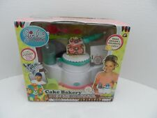 Girl Gourmet Cake Bakery Ace of Cakes Duff Play Kitchen 2009 NEW in Sealed Box!