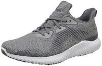 NEW Adidas Alphabounce HPC Aramis Men's Running Shoes Gray White BY4327