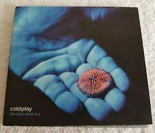 COLDPLAY 'THE BLUE ROOM EP' UK 1999 PARLOPHONE CDR6528 5 TRACK CD DIGIPAK RARE