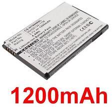 Batterie 1200mAh type 35H00134-17M Pour HTC 7 Trophy