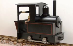 G scale Live Steam locomotive