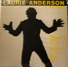 Laurie Anderson Selections from Mister Heartbreak US DJ