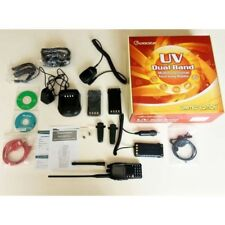 "Wouxun KG-UV9D 'Pack Pro"" (kit De Mano Completa)"