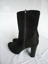 BRAND NEW BLACK SUEDE UGG BOOTS IN UGG BAG WITH RECEIPT SIZE 7.5 BUT FIT UK 6