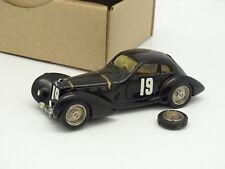 Kit De Inicio Montado SB 1/43 - Delage D6 Le Mans 1937 Nº19