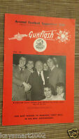 GUNFLASH - ARSENAL Football  Supporters Club Magazine Vol.28, No.270, AUG 1976