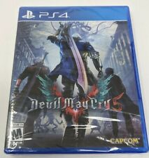 Devil May Cry 5  PS4 Playstation 4 New Sealed