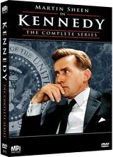 Kennedy: The Complete Series [2 Discs] DVD Region 1