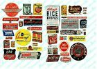 JL INNOVATIVE HO 1940-50'S CONSUMER PRODUCT POSTERS/SIGNS (42) | 282