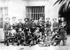 Philippine-American War-Young's Scouts-Select Group of U.S. Army Soldiers-c1899