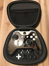 Xbox One elite Controller Custom UK controlador Silver/Chrome Limited Edition