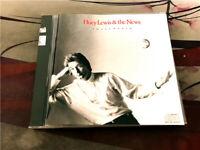 Huey Lewis & The News – Small World VK 41622 US CD E375-70