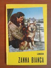 ZANNA BIANCA Jack London Edizioni Paoline La 500 ep 1970 libro di scritto da per