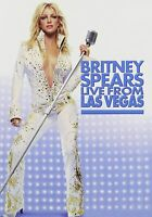 DVD - BRITNEY SPEARS - LIVE FROM LAS VEGAS - CONCERT