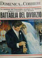 DOMENICA DEL CORRIERE N.43 1967