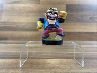 Nintendo Amiibo Wario Super Smash Bros Mario