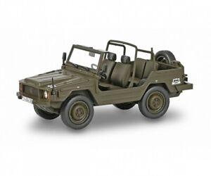 Schuco 09136 - 1/35 Truck 0,5t Lightweight Iltis, Olive - New