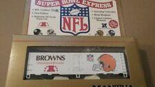 Mantua Cleveland Browns  Ho Train Car NFL