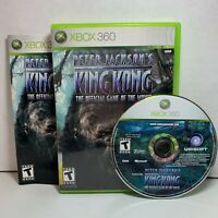 Peter Jackson's King Kong: The Official Game of the Movie (Xbox 360) - Complete