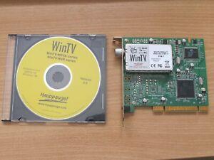 WinTV Nova-T 90003 Rev C280 LF DVB-T Fully working